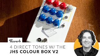 Classic Direct Guitar Tones w/ JHS Colour Box V2 | Reverb Tone Report
