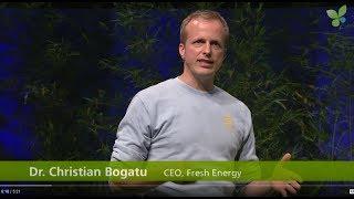 ECO18 Berlin: Christian Bogatu Fresh Energy