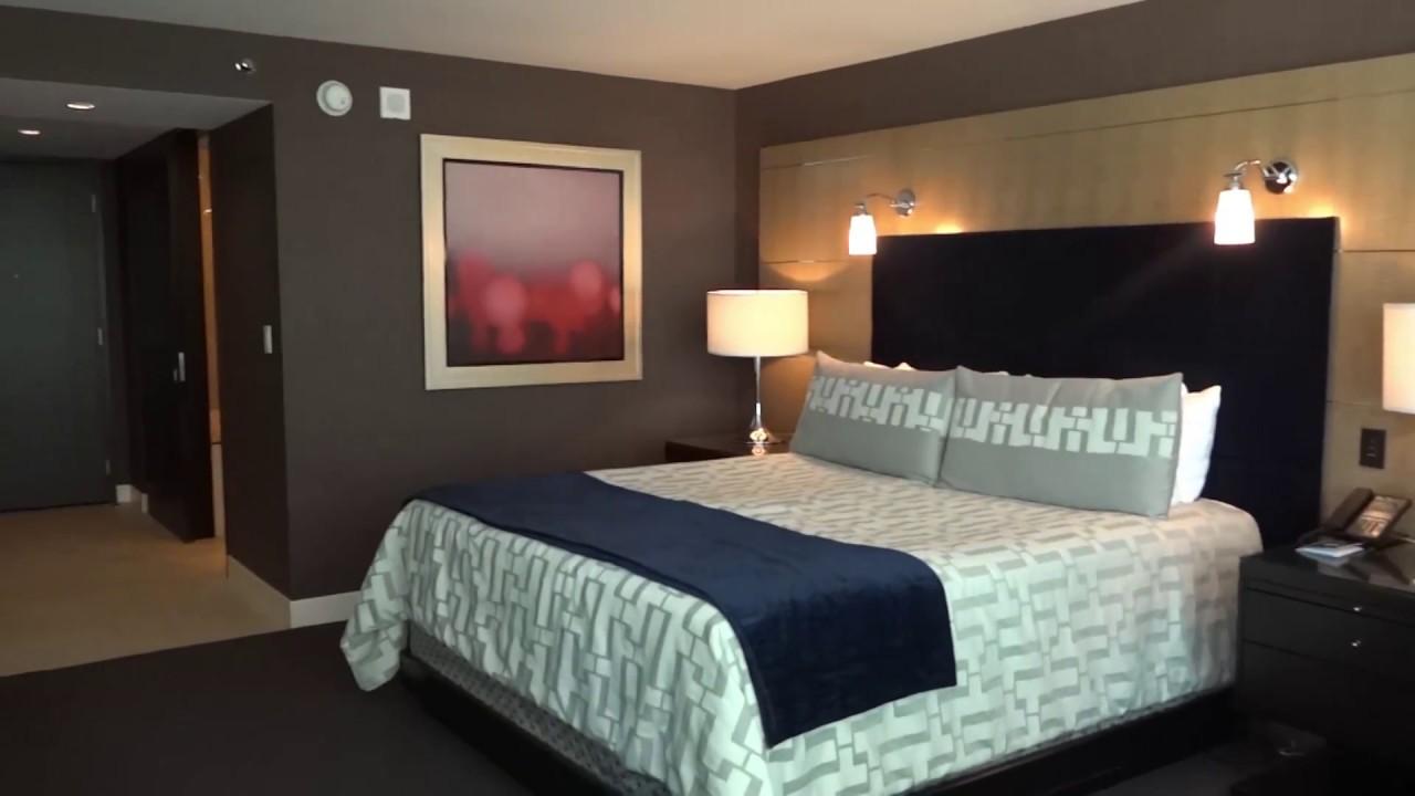 Aria Las Vegas Deluxe King Room Tour Youtube