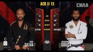 Baixar Igor Silva vs Jackson Sousa ACB JJ 13