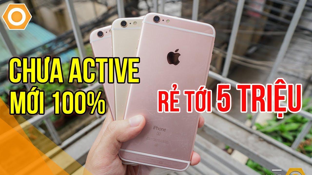 iPhone 6s Plus 64Gb mới 100% bất ngờ xuất hiện, rẻ hơn tới 5 triệu