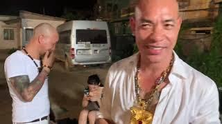 Cận Cảnh Điếu Xì GÀ 500 $ Chú Dũng Trọc Hà Đông Làm Đạo Cụ Cho Phi Vụ Cuối Cùng