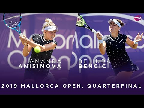 Amanda Anisimova vs.