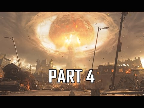 Call of Duty 4 Modern Warfare Remastered Walkthrough Part 4 - Shock and Awe (COD4 Campaign)
