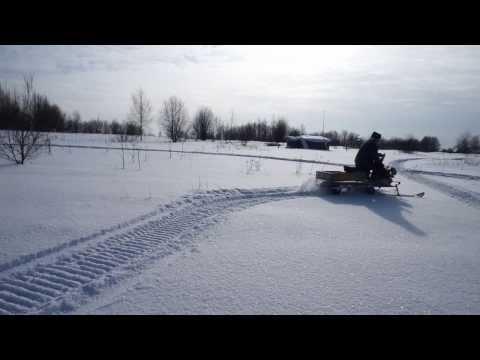 Как сделать самодельный трактор или мотоблок 127