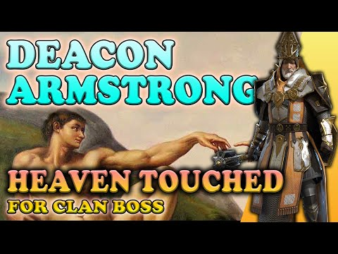 Deacon Armstrong in Clan Boss | Raid Shadow Legends
