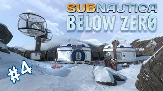 WHY DIDN'T I KNOW ABOUT THIS BEFORE? | Subnautica - Below Zero | Early Access | Part 4