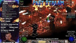 Diablo 2 - Hell Javazon Baal Runs !!! 08/27/2018