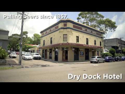 Sydney Pub Trails: Balmain & Rozelle
