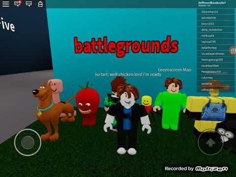 Roblox-Su Tart Goes To McBusters (WARNING: MY VOICE IS VERY LOUD)