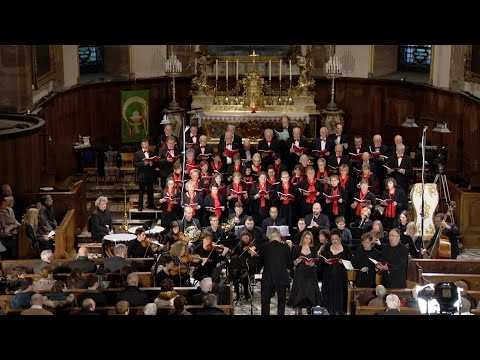 Messe en Ut de Beethoven par le conservatoire de Sarreguemines