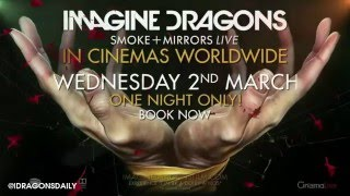 Imagine Dragons: Smoke + Mirrors Live (2016) Official Movie Trailer
