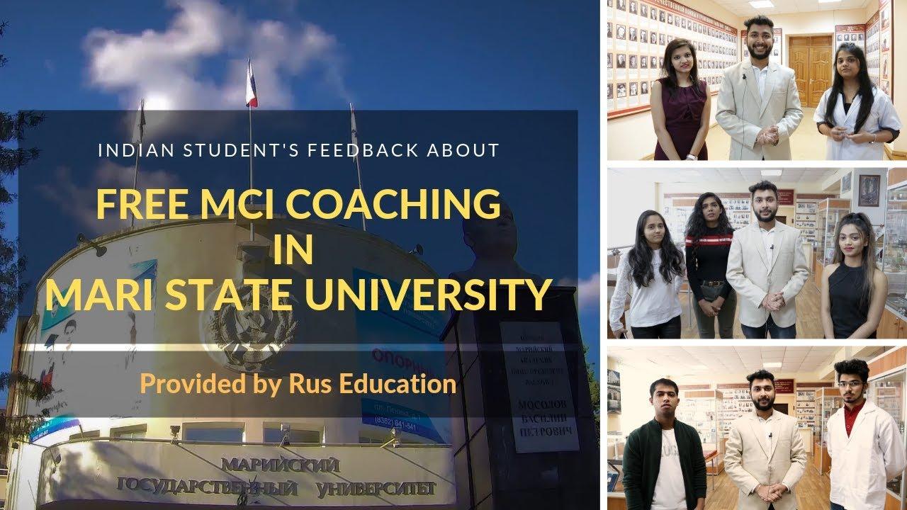 Mci Coaching In Mari State