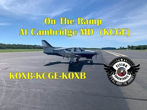 Ocean City MD to Cambridge MD