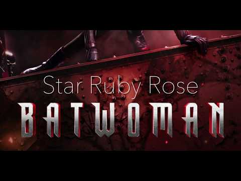 Batwoman Star Ruby Rose on her batsuit by legendary Colleen Atwood - TCA Soundbyte