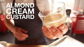 Almond Cream Custard Recipe