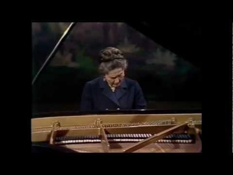 Lili Kraus:  Grazer Fantasie in C Major, D. 605a SCHUBERT