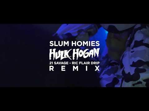 SLUM HOMIES - HULK HOGAN (Prod.Crabman) (Official Video)