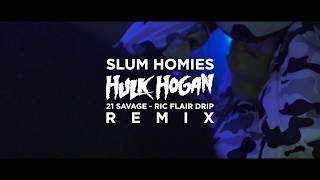 Download SLUM HOMIES - HULK HOGAN (Prod.Crabman) (Official ) MP3 song and Music Video