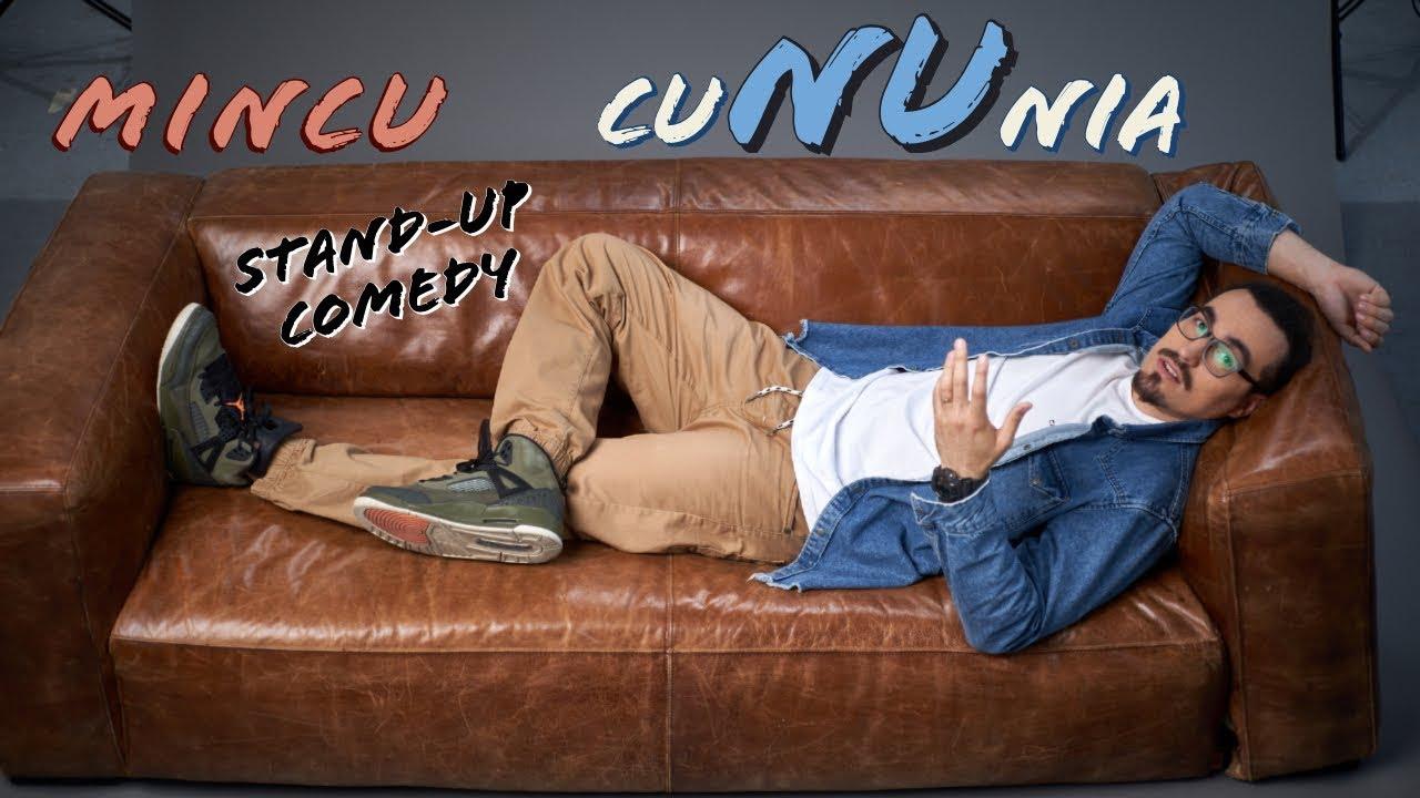 Mincu | Cununia | Stand-up comedy | Comics Club