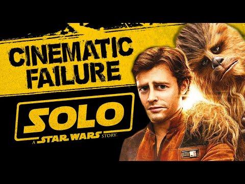 Solo: A Moderate Cinematic Failure