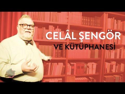 Yazarlar ve Kütüphaneleri Bölüm 10: Celal Şengör