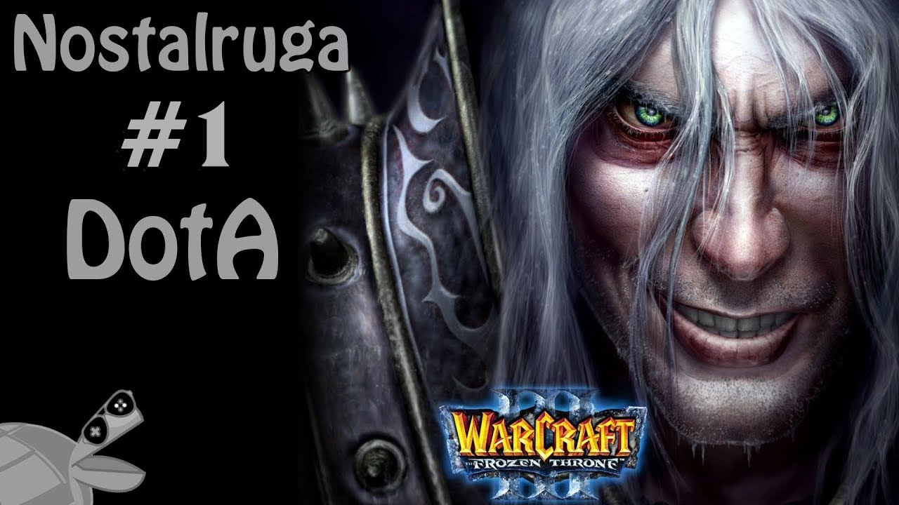 Nostalruga 1 Defense Of The Ancients Dota Warcraft Iii The