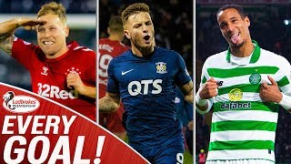Arfield Stunner, Brophy's Late Winner & 5-Star-Celts! | Every Goal Round 26 | Ladbrokes Premiership