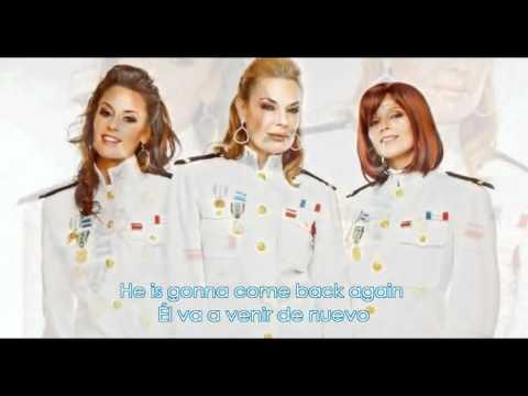 The Flirts - Like a thief in the night (with lyrics English - Español)