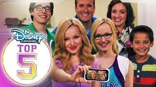 Die Disney Channel TOP 5 präsentiert euch heute die Top 5 Songs von...