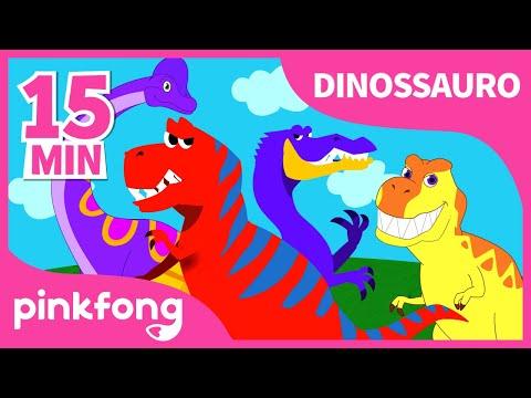 Canções de Dinossauro