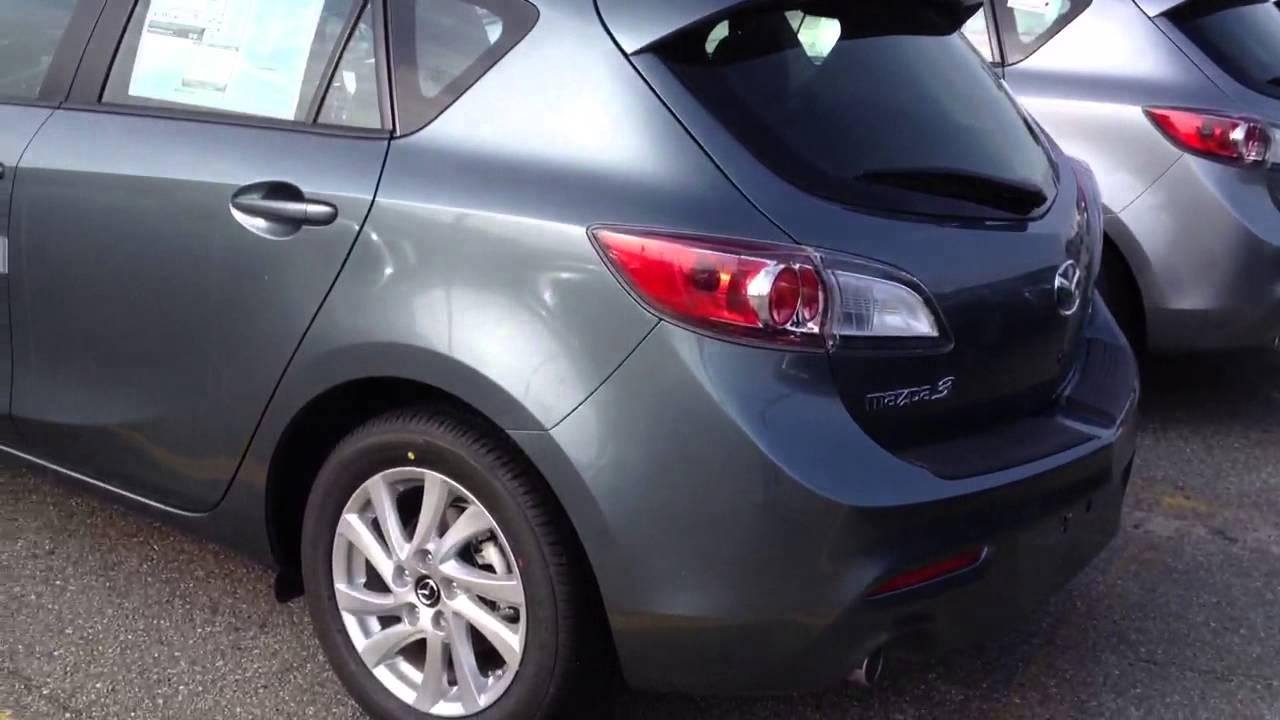 2013 Mazda 3 Hatchback Walkaround, Overview