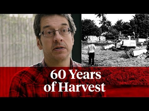 """George Monbiot: """"We have sixty years of harvest left"""""""