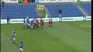 [World Rugby Nations Cup] Spania Vs Namibia