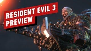 Resident Evil 3's Nemesis Makes Mr. X Feel Like a Pushover