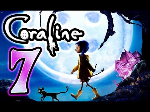 Coraline Walkthrough Part 6 Movie Game Wii 6 Of 10 By Wishingtikal