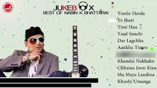 Nepali Pop Singer || Nabin K Bhattarai || Best Songs Collections Audio Jukebox