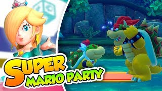 ¡Colaboración familiar! - 04 - Super Mario Party (Switch) Dsimphony