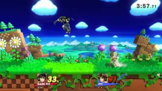 When they try to counterpick Dark Pit with Pit in For Glory (USE CHROME FOR 60FPS) Thumbnail