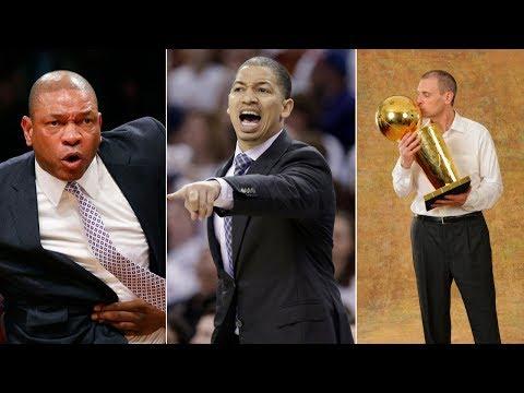 Top 10 Highest NBA Coach Salaries 2017