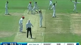 Watch Live Streaming India Vs afganistan | Afghanistan vs India Full Highlights 2018