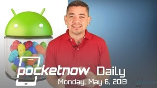 Android 4.3 Details, HTC One Sales, LG Nexus Again & More - Pocketnow Daily