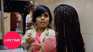 Little Women: Atlanta - Tanya Consoles an Emotional Andrea (Season 3, Episode 19)   Lifetime