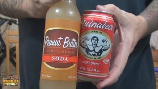 Soduh - Peanut Butter Old Fashioned Soda & Quinabeer