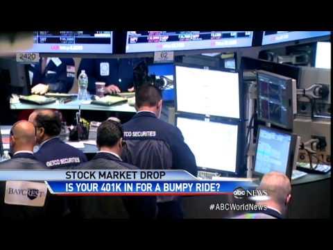 Dow Jones, NASDAQ Drop: Stock Market Plunges More Than 200-Points