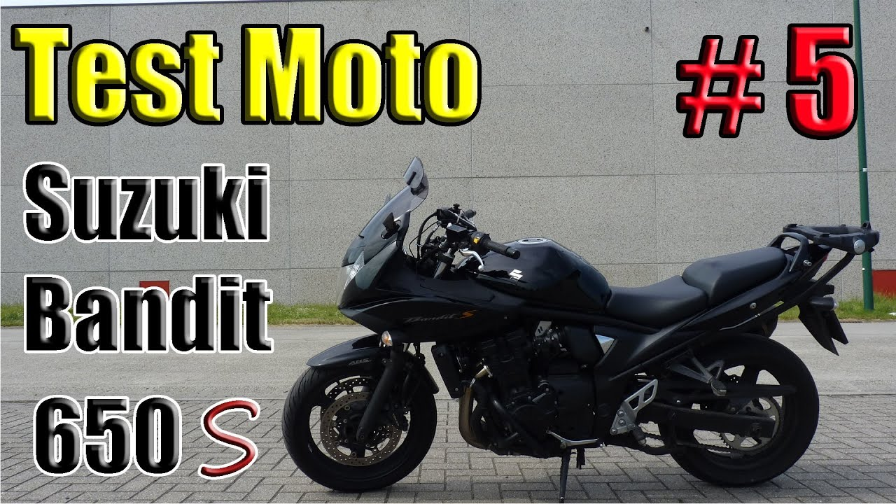 Test Moto 5