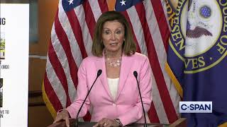 House Speaker Nancy Pelosi on Impeachment