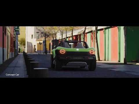 ID. BUGGY | New York International Auto Show