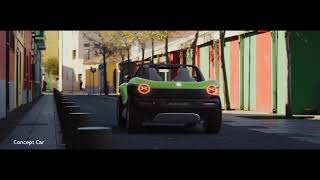 homepage tile video photo for ID. BUGGY   New York International Auto Show