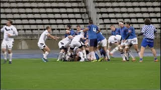 Suicide dans la police : match de Rugby de gala (9 octobre 2019, Paris)